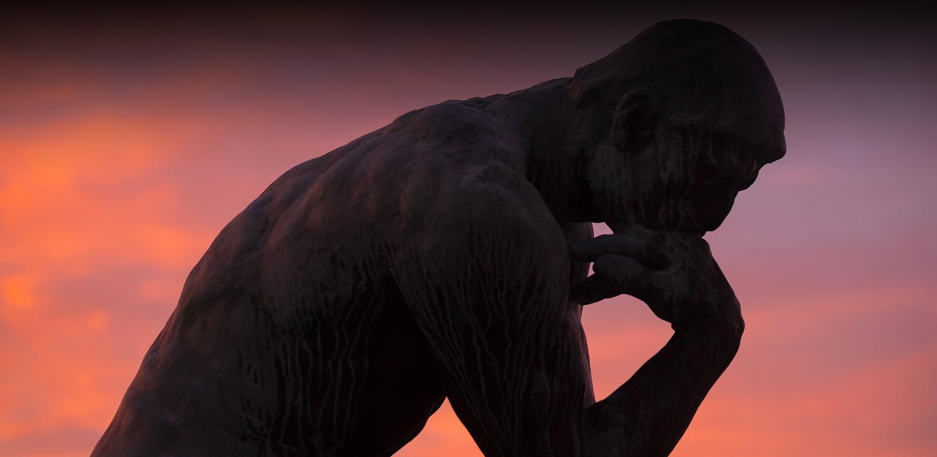 Le Penseur - Rodin Partners